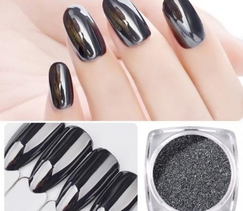 Powder dip manicure
